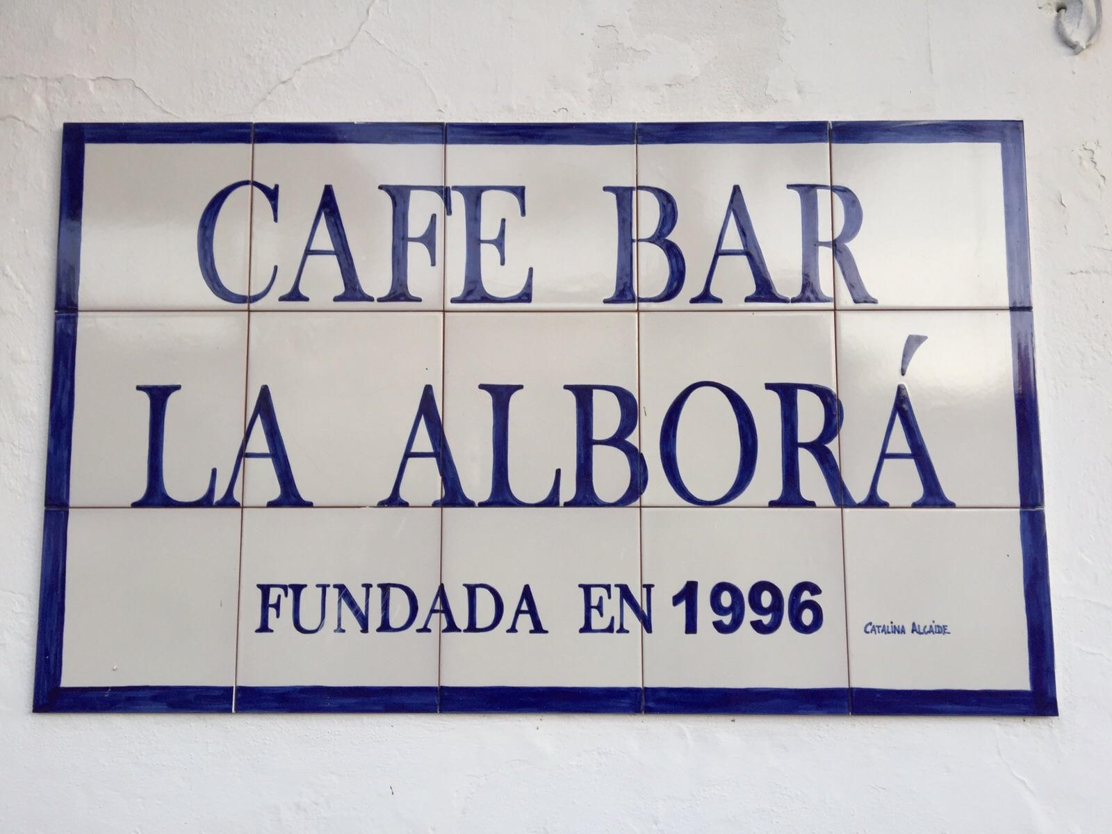Cafe Bar la Albora