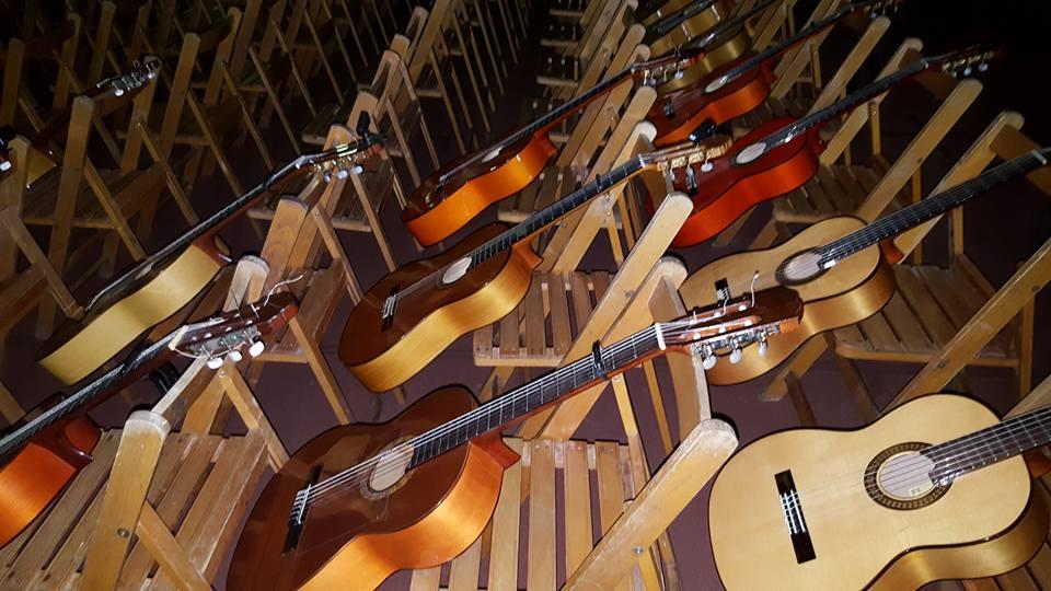 Encuentro de Guitarras Alosno